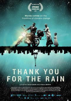 Danke für den Regen